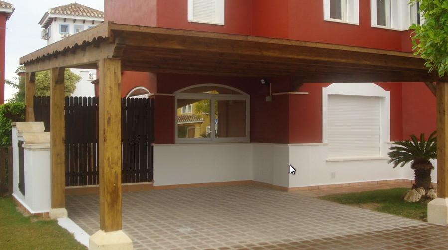 Porches de madera precios porche de madera barato - Porches en madera ...
