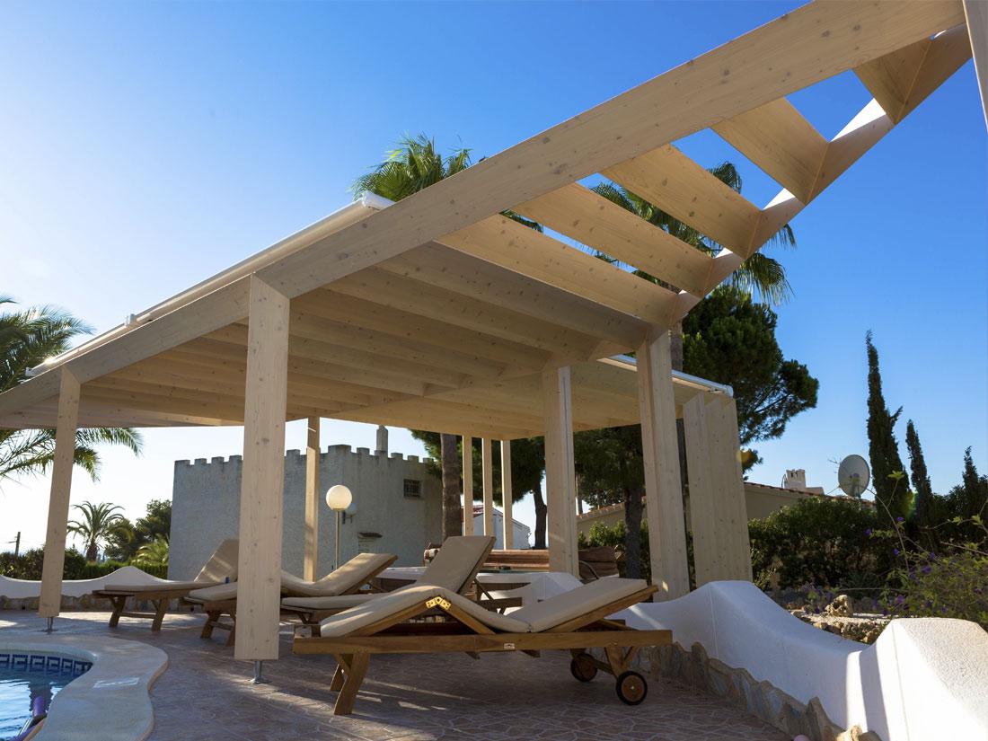 Nuevo proyecto de p rgolas sido casa unifamiliar - Proyecto casa unifamiliar ...